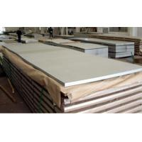 Quality GB DIN EN Cold Rolled Stainless Steel Sheet , 409 SS Plate Thickness 0.3mm - 51mm for sale