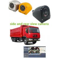 Wholesale AHD 2 Megapixel Car Rear View Camera IP68 For Bus Truck , 3.6/2.8mm Fixed Lens from china suppliers
