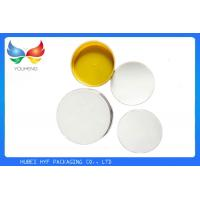 Wholesale Plain Paper Pressure Sensitive Liners , Foil Induction Seals For Bottles from china suppliers