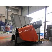 Wholesale 37 kw - 110 kw Electric Plastic Pipe Single Shaft Shredder With Great Power from china suppliers