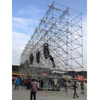 Wholesale Aluminum Stage Lighting Truss For Trade Show Truss , Corrosion Resistance from china suppliers