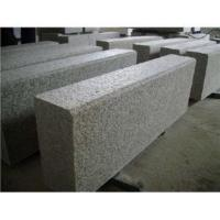 Wholesale Grey Granite Driveway Kerbstone from china suppliers