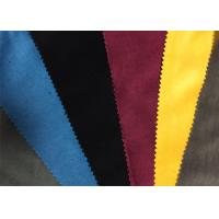 Wholesale Colored Military Garment / Home Textile Velveteen Fabric Cloth from china suppliers