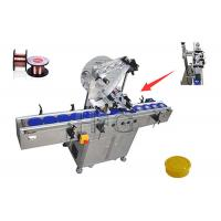 Wholesale Cosmetic self - adhesive automatic sticker labeling machine for PET bottles from china suppliers