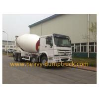 Wholesale SINOTRUK HOWO 6X4 Concrete Mixer Truck with 6 CBM with Howo 70 cabin from china suppliers