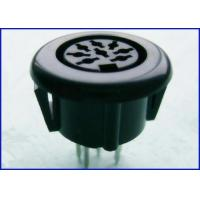 Wholesale Mini Din 6pin/4pin/8pin/13pin Socket Female 90 Degree from china suppliers