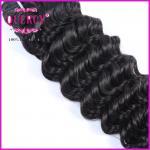 natural deep wave 100% human peruvian virgin hair weaves virgin peruvian human hair weave