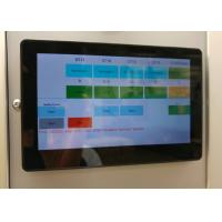 Wholesale Power Over Ethernet Touch Screen Wall Display Door Intercom Device With Android System from china suppliers