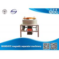 Wholesale Kaolin Beneficiation Dry Drum Type Magnetic Separator Machine Low Noise from china suppliers