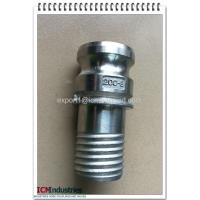 "Wholesale 2015 high quality 316 stainless steel screw camlock quick coupling size 2"" type E from china suppliers"