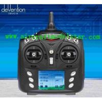 Wholesale DEVO 6ch,6 channels remote control rc plane model,HuaKeer 6 channels remote,2.4G 6ch from china suppliers