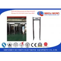 Wholesale Outdoor Walk Through Security Scanners With French And English Software Interface from china suppliers