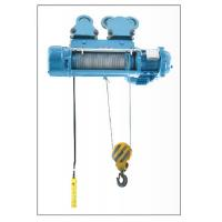 Quality Double Speed Wire Rope Hoist Electric Chain Fall With Various Lifting Height for sale