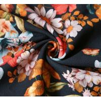 Wholesale Lean Textile printed floral chiffon fabric/wholesale chiffon fabric/chiffon fabric from china suppliers