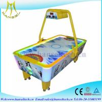 Wholesale Hansel hot selling 2017 ice air hockey game table entertainment indoor game air hockey from china suppliers