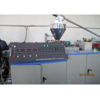 Wholesale Stainless Steel Conical Twin Screw Extruder for PVC Pipe Process from china suppliers