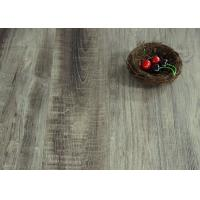 Quality 3.4mm / 4.0mm / 5.0mm Wood PVC Sheet Flooring Click Vinyl Flooring For Decorative for sale