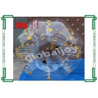 Wholesale Customized Outodoor Transparent Inflatable Bumper Ball For Adults / Children from china suppliers