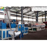 Wholesale 450 KW Plastic Pipe Extruder Machine , Large Diameter HDPE Pipe Extrusion Machine from china suppliers