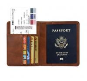 Quality Multifunction RFID Travel Passport Holder for sale