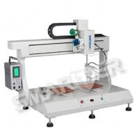 Wholesale Touch Screen Adjustable Advanced Motion Control Automatic Soldering Machine support SPC from china suppliers