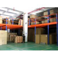 Wholesale Conveninet Storage Industrial Mezzanine Floors , 500kg - 1000kg Per Square meter from china suppliers