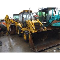 Wholesale used original JCB 3CX backhoe loader for sale, original colour, made in USA from china suppliers