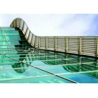 Wholesale BS / ASTM Approve 12mm Toughened Safety Glass For Subway Station from china suppliers