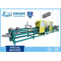 Wholesale Automatic Fixing Rail Intermediate Frequency DC Welding Machine from china suppliers