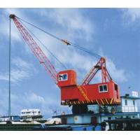Wholesale Mechanical Lifting Equipment Air Control 5 Ton Stationary Slewing Mobile Crane from china suppliers