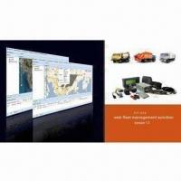 Wholesale Web GPS Vehicle Tracking Software, Supports GPRS/SMS and Online Fuel/Picture Monitor from china suppliers