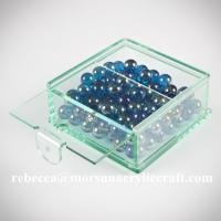 Wholesale Customized clear plexiglass storage box hot selling acrylic candy  display box from china suppliers