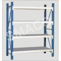 Wholesale Customized Optimal Space Utilization Medium Duty Racks Long Span Shelving 1800*600*2400mm from china suppliers
