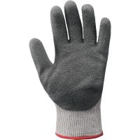 Wholesale Comfortable heavy duty Industrial Protective Gloves PVC impregnated with Anti-slip dots from china suppliers