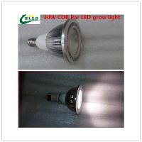 Wholesale 30w cob Par led plant grow lights Wite- full spectrum  4000k-5000K from china suppliers