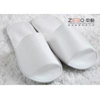 Wholesale Home Hotel Disposable Slippers / Waffle Spa Slippers Open Toe Style from china suppliers