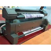 Wholesale PVC, PP 1800mm Print Width  Eco-solve thermal inkjet  printer  with mirco piezo printhead from china suppliers