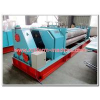 Wholesale Barrel Type Corrugated Thin Zinc Steel Roofing Sheet Corrugating Machine from china suppliers