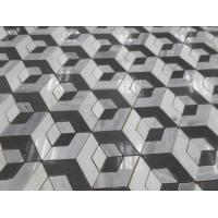 Quality White Marble Tile,Black Color Mosaic,Grey Marble Mosaic,Octagon Mosaic,Beige Marble Mosaic,Brick Design Mosaic for sale