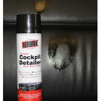 Wholesale Aeropak Dashboard Wax Spray Protection , Car Polish Wax For Leather / Plastic And Rubber from china suppliers