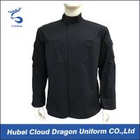 Wholesale Dark Blue Ripsto Military Tactical Jackets / Winter Mens Combat Jacket For Men from china suppliers