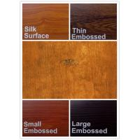 Wholesale Embossed Sandalwood  Lamiante flooring G10736# 8mm from china suppliers