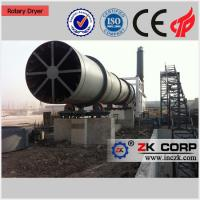 Wholesale Rotary Dryer for Drying Gypsum Powder in Building Industry from china suppliers