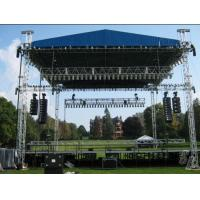 Wholesale Global Truss 6.5 FT Aluminum Truss Stage / Club DJ Lighting Truss Tower Totem from china suppliers