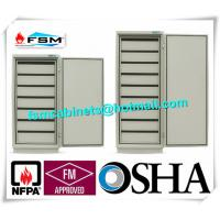 Wholesale Magnetic Proof Fire Rated File Cabinets For Government / Finance / Securities from china suppliers