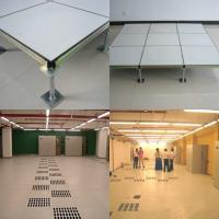 Wholesale Steel Data Center Raised Floor for Purification workshop , Access Raised Floor from china suppliers