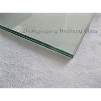 Wholesale clear laminated tempered glass from china suppliers
