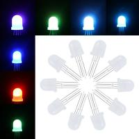 Buy cheap P9823 WS2813 WS2818 APA106 DC5V 5mm 8mm through-hole All color digital pixel LED F5 F8 Addressable LED from wholesalers