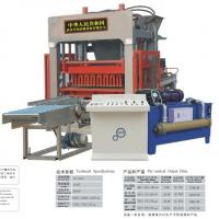 Wholesale BDQT8-15 Type Automatic Block Making Machine from china suppliers