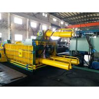 Buy cheap Scrap Baler Machine For Leftover Metals / Copper / Aluminum Y81F- 250 from wholesalers